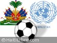 Haiti - Sports : Presidency VS Minustah, a match for Peace and Tolerance