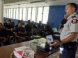 Haiti - Security : 700 police officers, retrained, reinforced and trained
