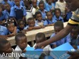 Haiti - Education : Update on the free education program