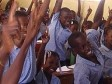 Haiti - Education : $50 million for education in Haiti