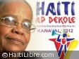 Haïti - Carnaval des Cayes : Très graves accusations de Mirlande Manigat...