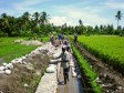 Haiti - Agriculture : Problems related to the management of irrigation canals