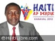 Haiti - Politic : The resignation of Fortuné has nothing to do with Carnival