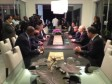 Haiti - Politic : Important meeting on the strengthening of bilateral relations with the Dominican Republic