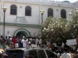 Haiti - Social : Several hundred demonstrators invade the streets of Jacmel