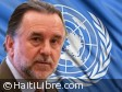 Haiti - Security : Reaction of Chief of the Minustah on the incident of Tuesday