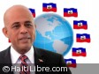Haiti - Reconstruction : The President Martelly encourages the Haitian Diaspora to engage