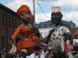 Haiti - Culture : Week of Puppets