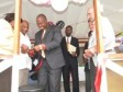 Haiti - Health : Official delivery of the clinic Mahotière to the MSPP