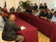 Haiti - Communication : The President Martelly met the «4th power»