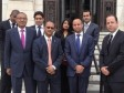 Haiti - Politic : Albert Ramdin met with Young Haitian Business Leaders