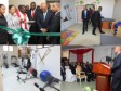 Haiti - Health : Inauguration of new physiotherapy services of the OFATMA