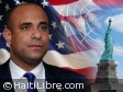 Haiti - Diplomacy : Laurent Lamothe in New York