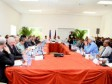 Haiti - Security : Exceptional Summit of the PNH at the National Palace