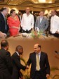 Haiti - Diplomacy : Tribute of President Martelly to Kenneth Merten