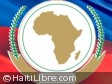 Haiti - Diplomacy : The Haitian Minister of Communications, to Addis Ababa