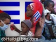 Haiti - Health : Donation of $800,000 to the Cuban medical brigade