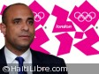 Haiti - Sports : Laurent Lamothe at London Olympics