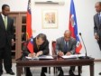 Haiti - Reconstruction : $7.8 million for projects in Les Cayes