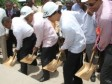 Haiti - Health : Official launch of work of the Hospital of the OFATMA, in Vernet