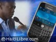 Haiti - Security : Réginald Delva, wants to control the sale of cell phones