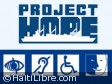 Haiti - Health : New program for persons with disabilities