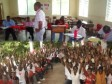 Haiti - Education : The Digicel Foundation is involved in teacher training