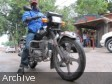 Haiti - Economy : Construction of 5 motorcycle repair centers