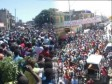 Haiti - Social : Anti-government protests in several cities across the country