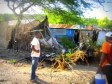 Haiti - Environment : Hundreds of houses invaded by waters...