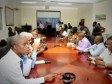 Haiti - Politic : Martelly and Lamothe met with Parliamentarians yesterday