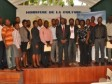 Haiti - Culture : Presentation of certificates in heritage inventory