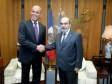 Haiti - Agriculture : The President Martelly at FAO Headquarters (Rome)