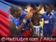 Haiti - Football : Victory of Grenadiers against the Dominican Republic (2-1)