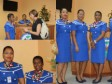 Haiti - Tourism : 5 hostesses competent, to the Welcome kiosk of the airport