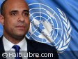 Haiti - Health : Important meeting between Laurent Lamothe and Ban Ki Moon