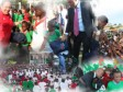 Haiti - Social : The presidential couple celebrates Christmas with more than 5,000 children