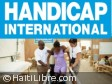 Haiti - Health : «Handicap International», 3 years later...