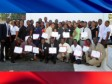 Haiti - Education : Completion of the Training Workshop on Entrepreneurship