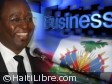 Haiti - Economy : Launch of new Business Support Service