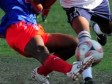Haiti - Sports : High-level training designed for football coaches
