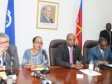 Haiti - Politic : Official Launch of the 5th Summit of Heads of State and Government