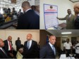 Haiti - Politic : Surprise visits of Laurent Lamothe
