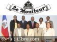 Haiti - Politic : The decree on the formation of CTCEP, finally published !