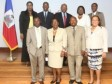 Haiti - Diplomacy : The U.S. Embassy welcomes the swearing-in of 9 members of the CTCEP