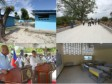 Haiti - Reconstruction : End of tour of Ecuadorian President Rafael Correa
