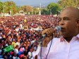 Haiti - Politic : Results of two years in Power