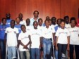 Haiti - Sports : Sports Camp in the USA for 12 young Haitians with disabilities