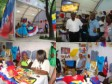 Haiti - Culture : In Mexico the Stand of Haiti attracts crowd
