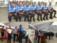 Haiti - Security : Graduation of the first promotion of the tourist police